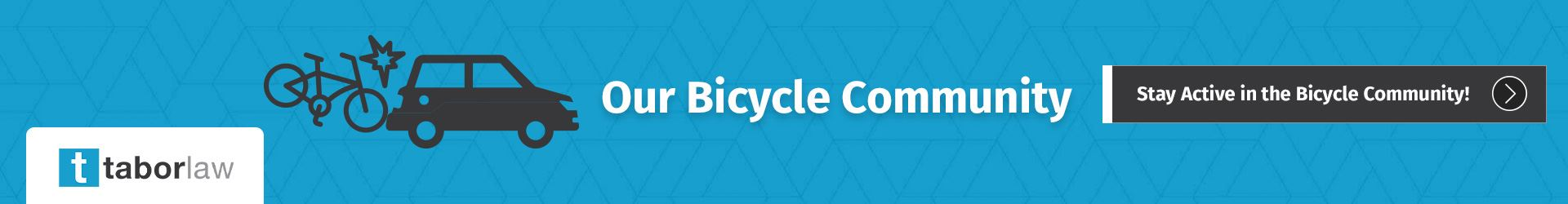 Click here to visit our Bicycle Community page
